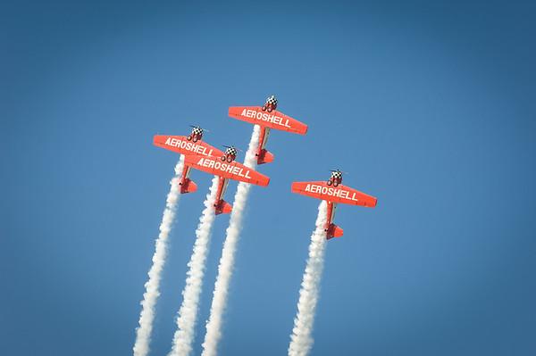 Wisconsin - Oshkosh Air Show - 2006