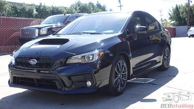 2018 Subaru WRX - Crystal Black Silica