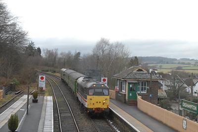 Dartmoor Railway 2010