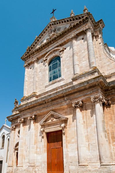 Church, Locorotondo, Puglia, Italy