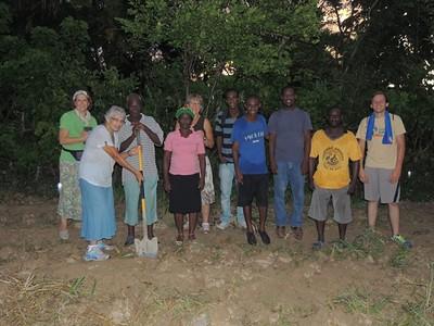 School Project-Desarmes, Haiti-2016/2017