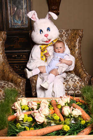 Easter at the Tupelo Country Club 2012