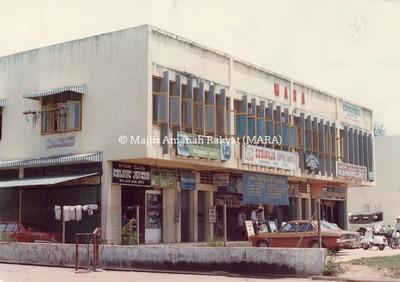 1986 - RUMAH KEDAI MARA JERTEH, TERENGGANU