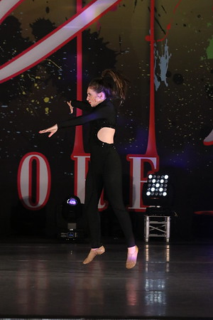 CAUSE DANCING'S WHAT I LOVE