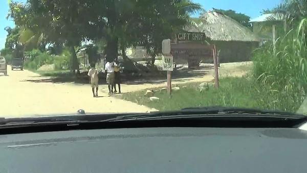 Belize City Placencia 150822