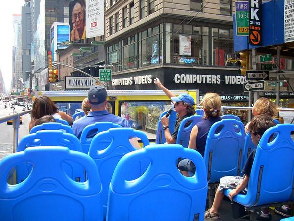 Mom P's Trip to NewYork 2008