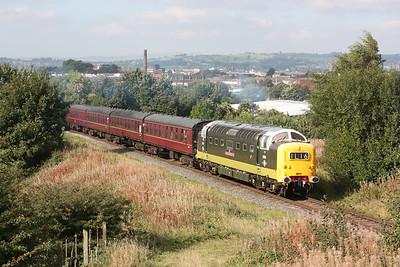 East Lancs Railway - Autumn Diesel Gala, 29th September 2013