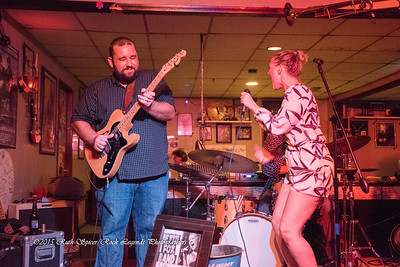BETTY FOX BAND AT BLUES TAVERN CONCERT PHOTOS  - 08-13-2015