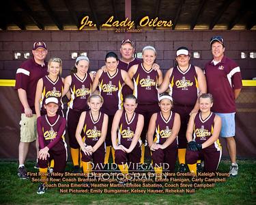 Jr Lady Oilers 2011