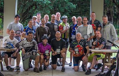 2015 Florida Firefighter Games - Mtn Biking