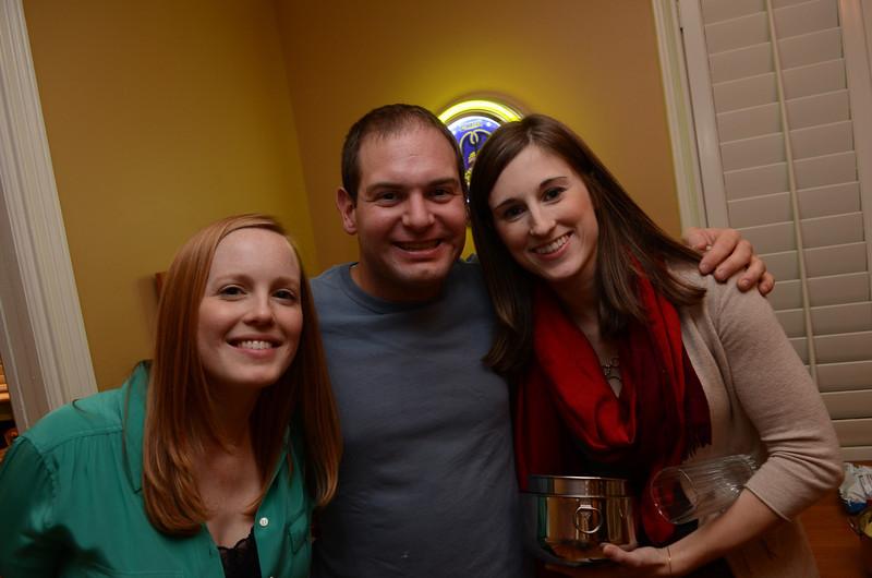 Lauren, Jon, Susan