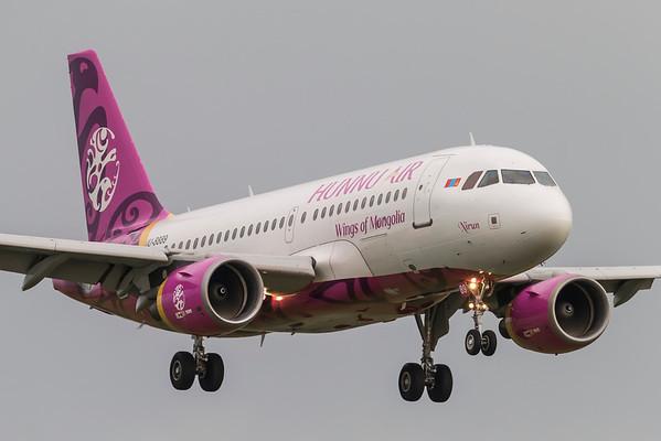 JU-8889 - Airbus A319-112