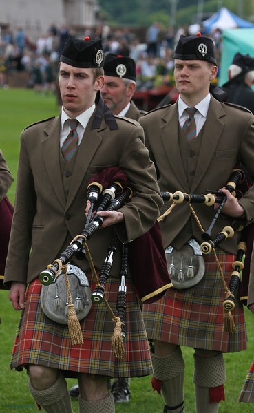 The 2007 Shotts Highland Games