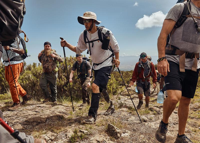 Conquering Kilimanjaro