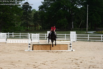 5-2-2010 Hunter Schooling Show Sharon Oaks Stables