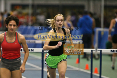 B&G 60 Hurdles - January 23 MITS Meet at UM