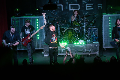Hinder at the State Theater