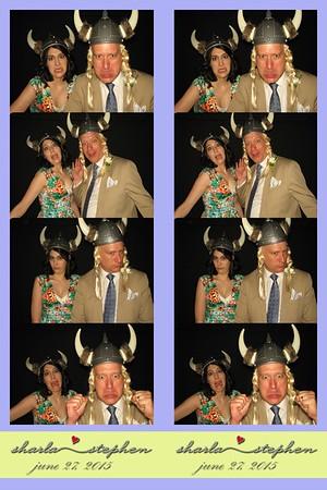 Sharla and Stephen June 27, 2015