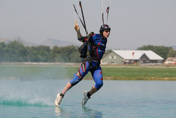 Canopy Piloting Nationals 2008