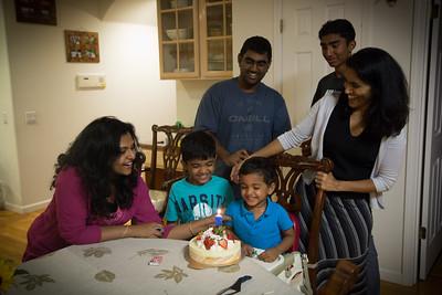 Sathyen 2nd Birthday