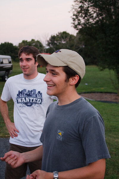 Big/Little Brother Retreat 2008