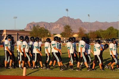 Highland Freshmen vs Smith 09-23-09