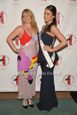 guest,  Miss USA 2014 Nia Sanchez