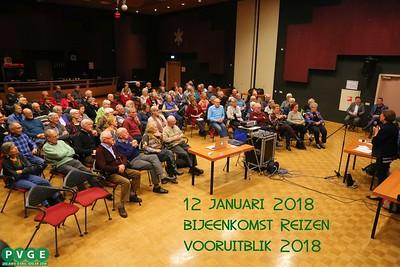 2018-0112 PVGE vooruitblik reisprogramma
