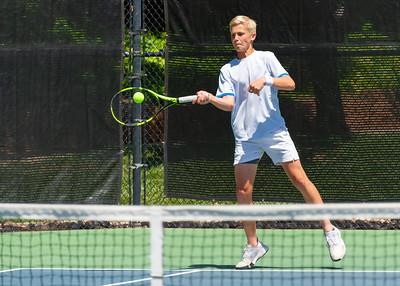 2019-05-04 Dixie HS Tennis - Region 9 Tournament
