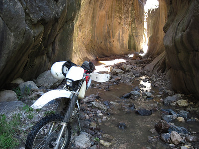 Jemez Mtns. - Bland Can.-Bearhead-Peralta Can.-Paliza Can.-Media Dia Can. ST Ride  7-4-10