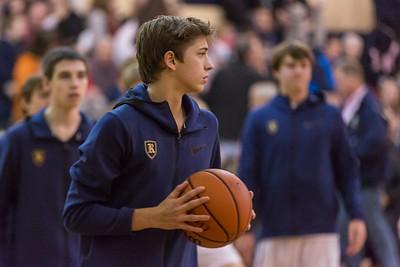 Regents Basketball