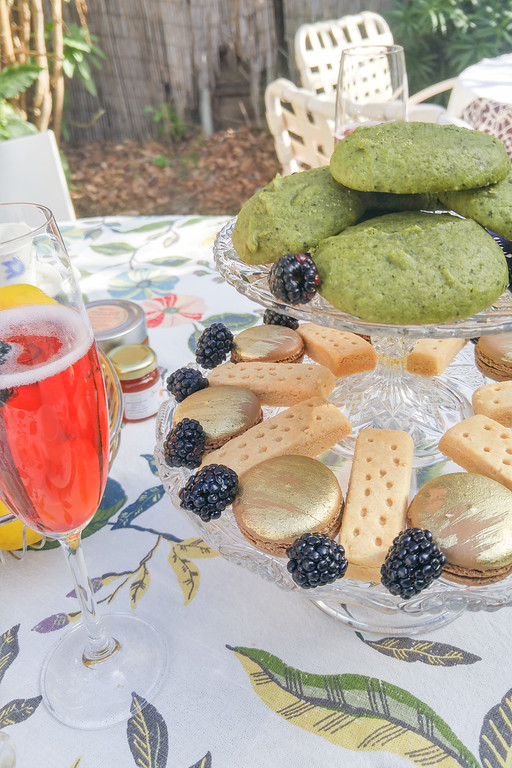 The sweets tray: Tips for hosting an English afternoon tea