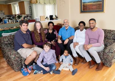 Alan Jacobson Family Portrait