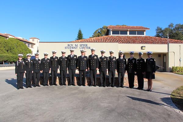 Regimental Staff Dress Blues 1-16-2018