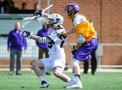 NCAA Lacrosse: Albany at PSU; 3/22/14