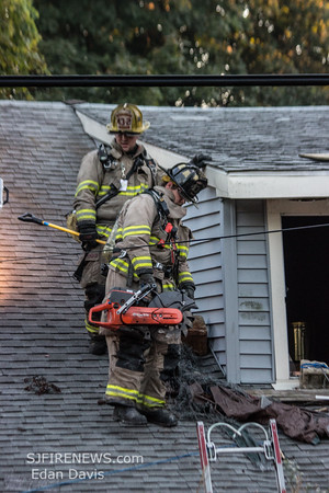 10-05-2014, All Hands Dwelling, Franklin Twp. Gloucester County, 164 Monroeville Rd.