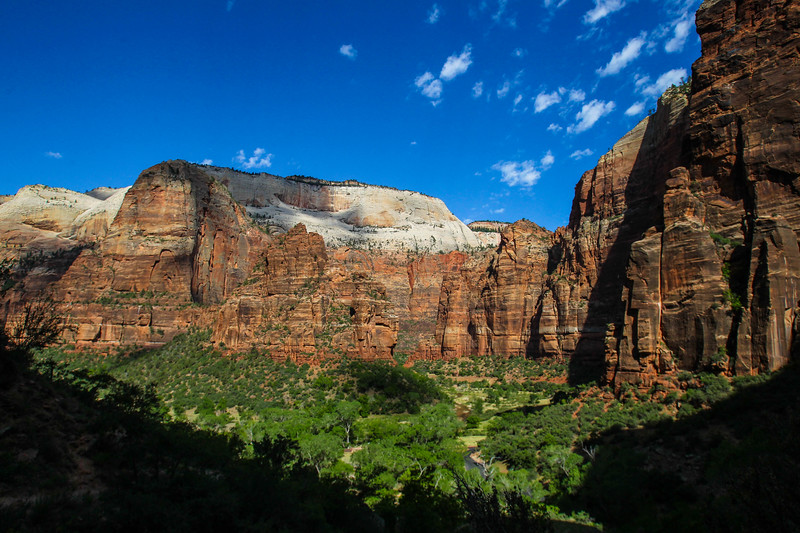 2018 Utah Zion Day 2 - Observation Point