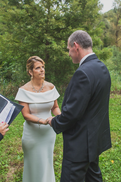 Central Park Wedding - Susan & Robert