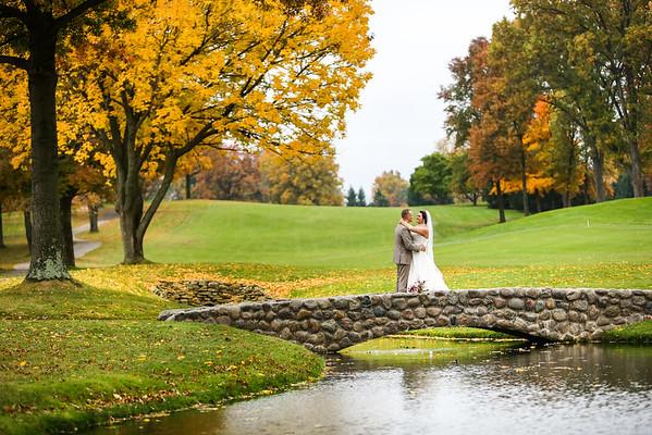 Kristen & Michael Wedding