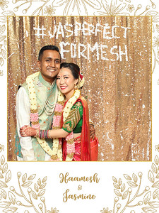 Wedding of Haamesh & Jasmine