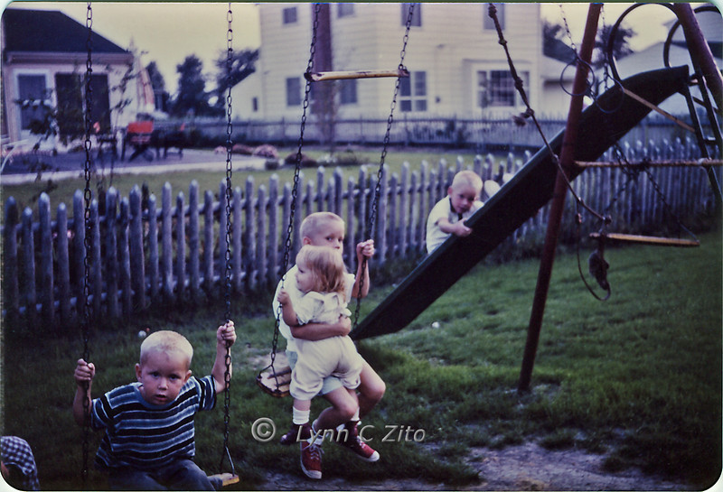 SCOTT,JOY,CRAIG & MARK 1961