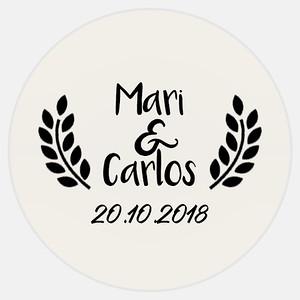 Mari & Carlos