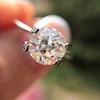 1.31ct Old European Cut Diamond GIA K, SI1 8