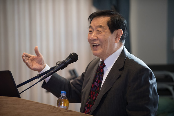 Dr. Henry Lee lecture, Feb 2019