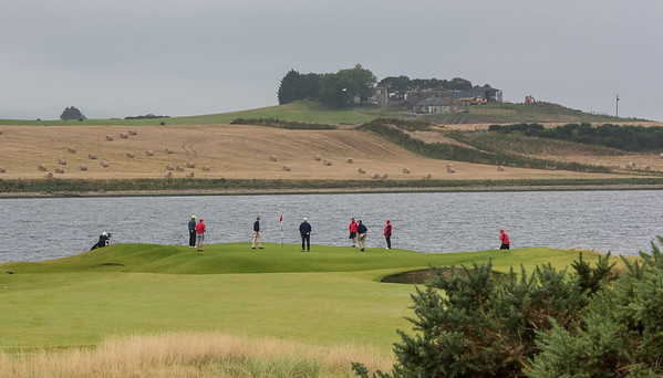 Castle Stuart Golf Links - Round One