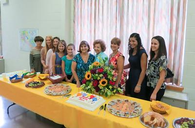 Mrs. Kavjian's 90th Birthday