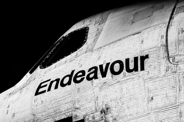 ENDEAVOUR  SPACE CRAFT