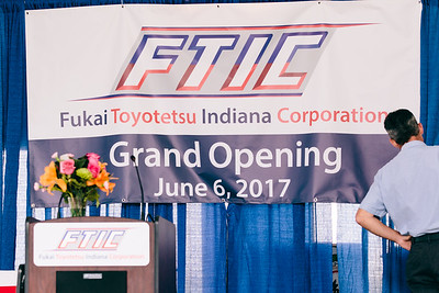 FTIC grand opening