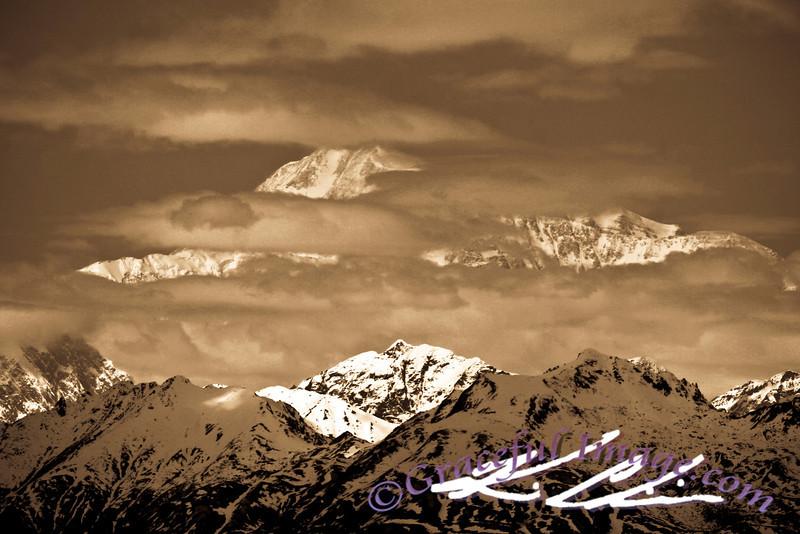 Mt Mckinley, Alaska