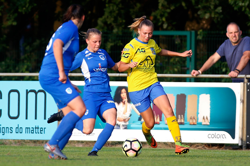 KRC Genk Ladies  v Westerlo  - Friendly